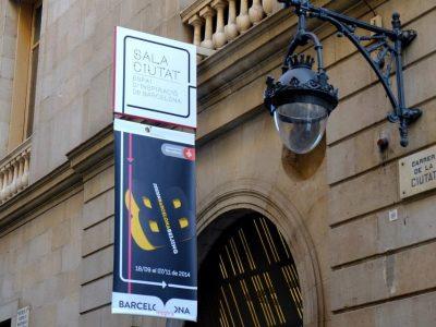 """Gran éxito de la exposición para el Ajuntament de Barcelona """"Barcelona-Beijing 2014"""""""