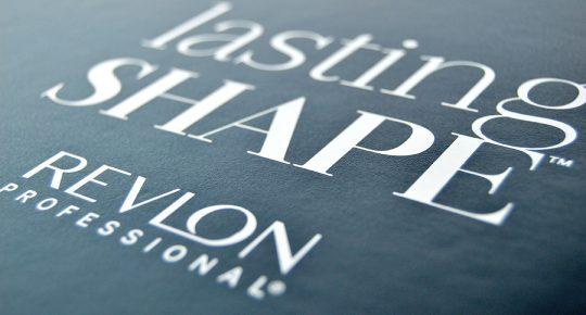 Agencia Creativa Eliptic Group Lanzamiento Lasting Shape Revlon Professional